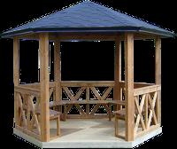 agrobois cot jardin. Black Bedroom Furniture Sets. Home Design Ideas