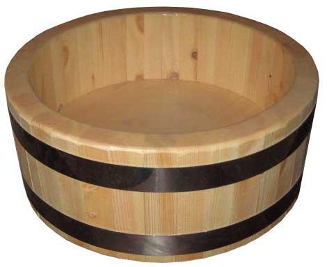 lavabo en bois. Black Bedroom Furniture Sets. Home Design Ideas